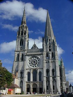 Chartres Cathedral, Sacred Sites of France