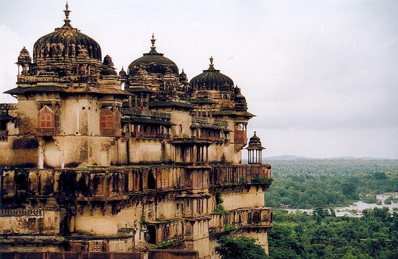 Ranbanka Rathore Wallpaper Orchha Palace