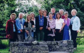 Ireland Group Photo