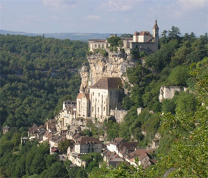 Sacred Sites of France, Rocamadour