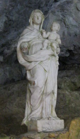 Mary Magdalene at St. Baume, Sacred Sites of France