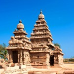 Shore Temple at Mamallapuram