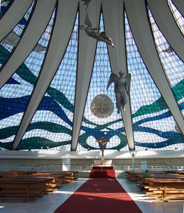 Brasilia National Cathedral | Spiritual Tour to John of God in Brazil