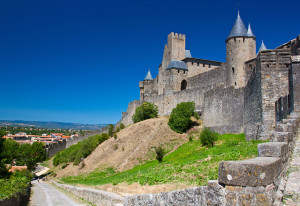 Old City of Carcassonne - France Sacred Sites Tour
