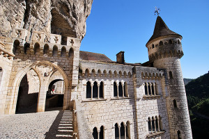 Promenade au Sanctuaire de Rocamadour
