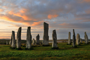 Callanish Stone Circles in Scotland - tour the sacred sites of Scotland | Sacred Mystical Journeys