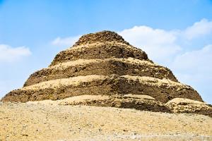 Stepped Pyramid of Sakkara