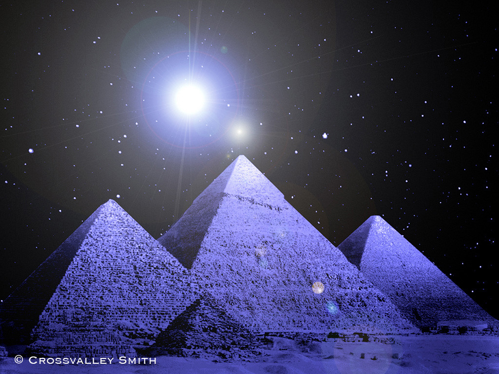 Sirius and Pyramids at Giza | Sacred Mystical Journey to Egypt