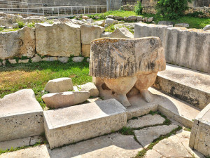 The Megalithic Temples of Tarxien in Malta