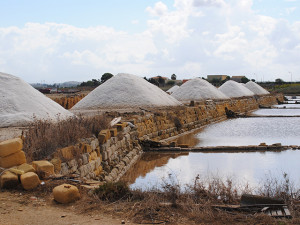 Trapani Salt Marshes in Sicily - Sacred Journey to Malta and Sicily