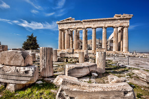 Parthenon Temple on the Acropolis in Athens, Greece - Sacred Tour of Greece
