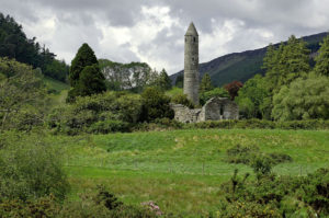 Glendalough Valley - Sacred Tour of Celtic Ireland