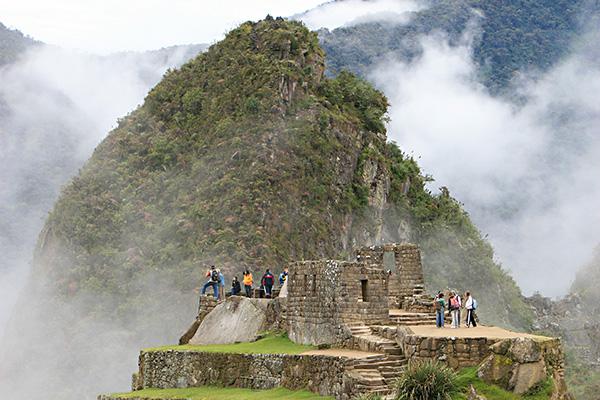Machu Picchu Stonework, Sacred Sites of Peru