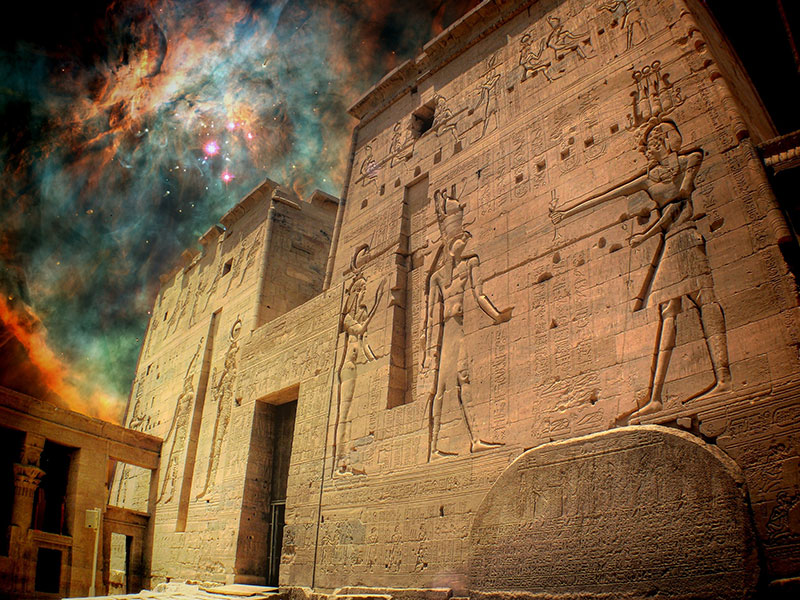 Egypt Sacred Tour: Isis Temple and Orion Nebula | Sacred Mystical Journeys