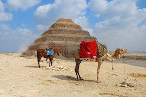 Stepped Pyramid of Saqqara - Sacred Egypt Tour 2017 | Sacred Mystical Journeys
