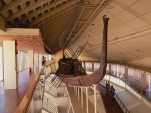 Egypt Sacred Tour - See the Solar Boat Museum in Giza, Egypt