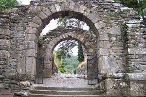 Travel Sacred Sites Ireland: Glendalough Gateway