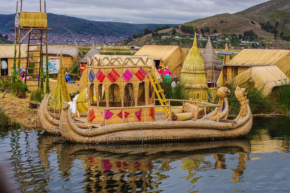 Travel the Sacred Sites of Peru - Lake Titicaca