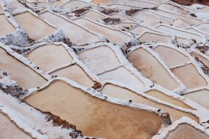 Sacred Peru - Maras Salt Flats