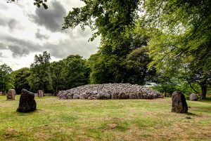 Clava Cairns - Scotland sacred sites tour | Sacred Mystical Journeys