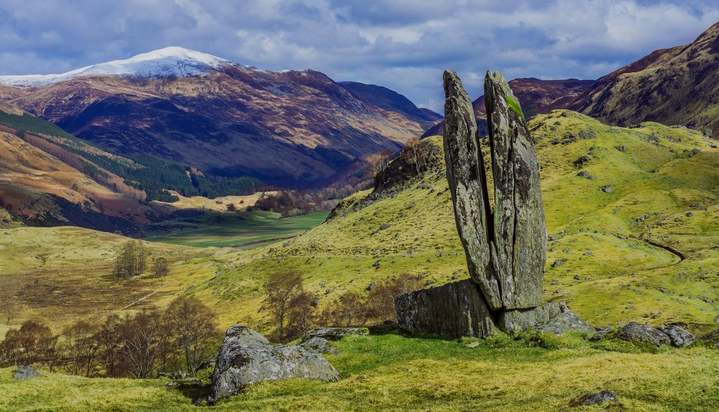 Sacred Journey to Celtic Scotland