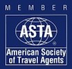 Member - American Society of Travel Agents