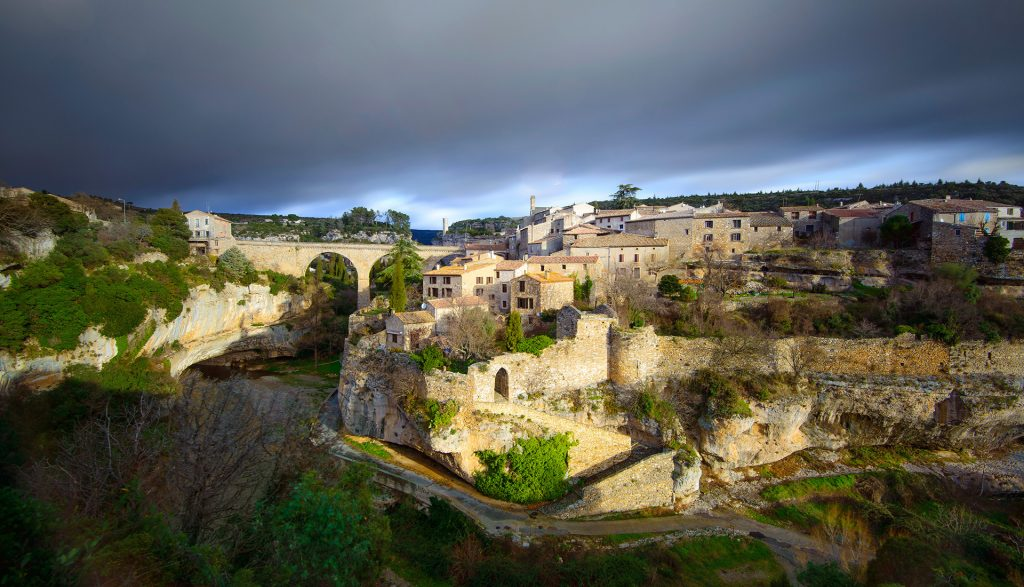 Le Village de Minerve - Sacred Tour of France
