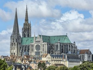 Cathedral of Our Lady of Chartres - Sacred Mystical Tour of France
