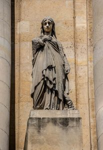 Sacred Tour of France - Church of Saint-Roch in Paris, France