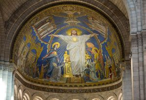 The Basilica of the Sacred Heart in Montmartre - Sacred Mystical Tour of France