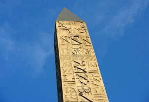 See the Obelisk of Luxor on a Sacred Tour of France
