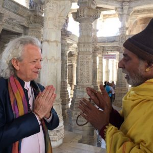 About Mystic and Spiritual Guide Finbarr Ross - Sacred Mystical Journeys