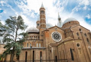 Basilica of Saint Anthony in Padua, Italy