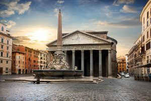 See the Pantheon in Rome on a Sacred Tour of Italy