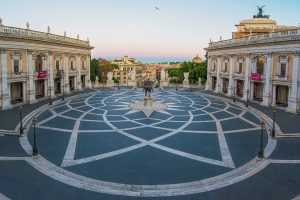 Tour the Piazza del Campidoglio in Rome, Italy | Sacred Mystical Journeys