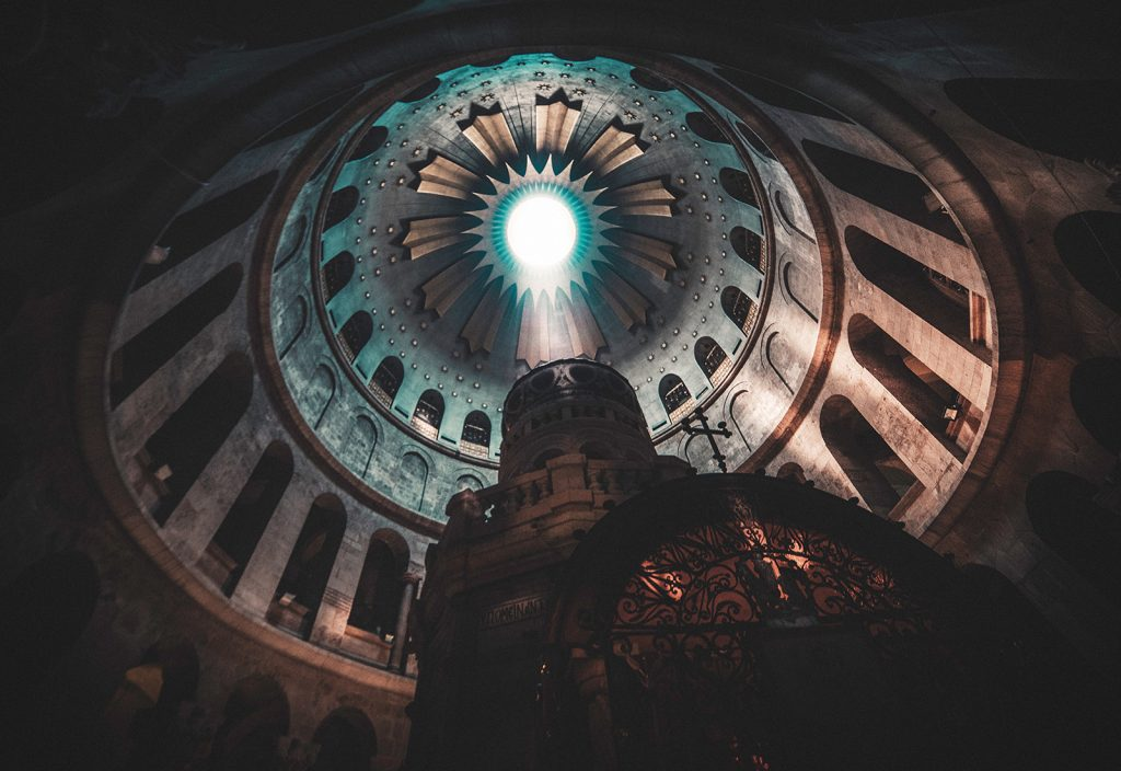 Church of the Holy Sepulchre in Jerusalem, Israel - Sacred Tour of Israel