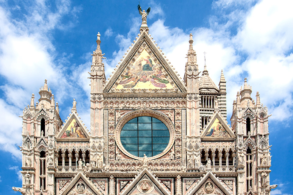 Duomo di Siena in Tuscany, Italy - Sacred Tour of Italy