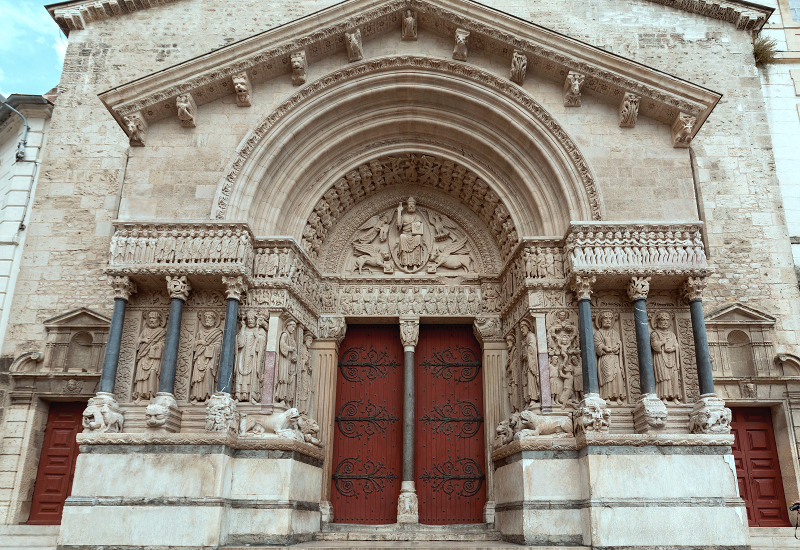St. Trophimus Church - Sacred Destinations of France Tour