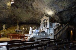 Grotte de la St. Baume - France Sacred Sites & Ascension Tour
