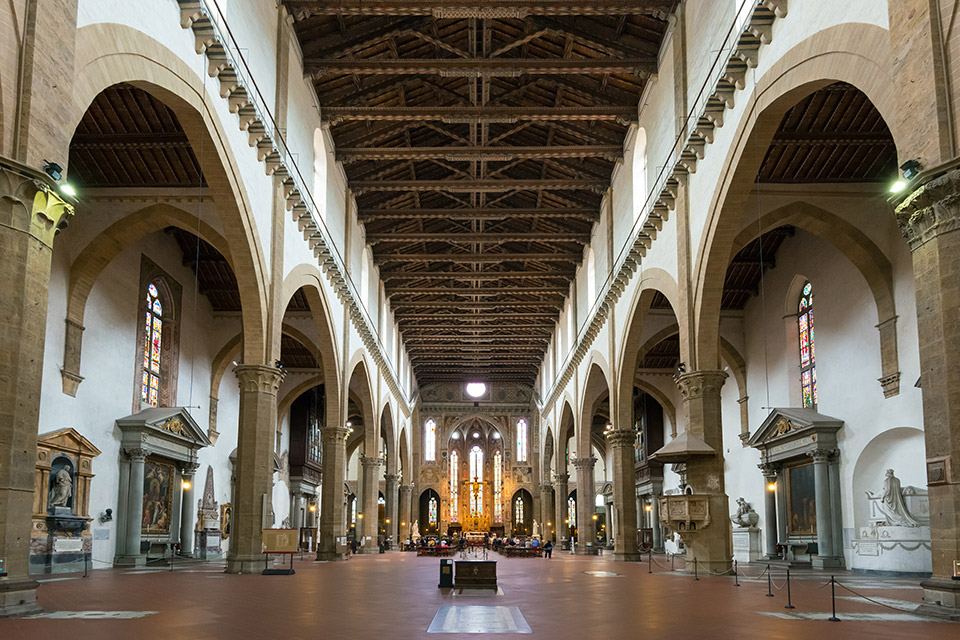 The Basilica di Santa Croce in Florence - Sacred Tour of Italy   Sacred Mystical Journeys