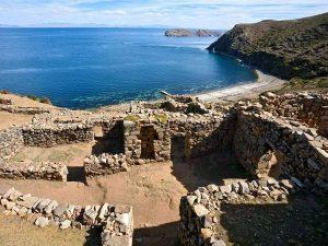 Chincana Ruins - Isle of the Sun
