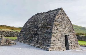 Gallarus Oratory - Joan Clark's Mystical Pilgrimage to Ireland