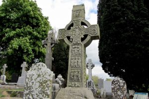 High Cross - Joan Clark's Mystical Pilgrimage to Ireland