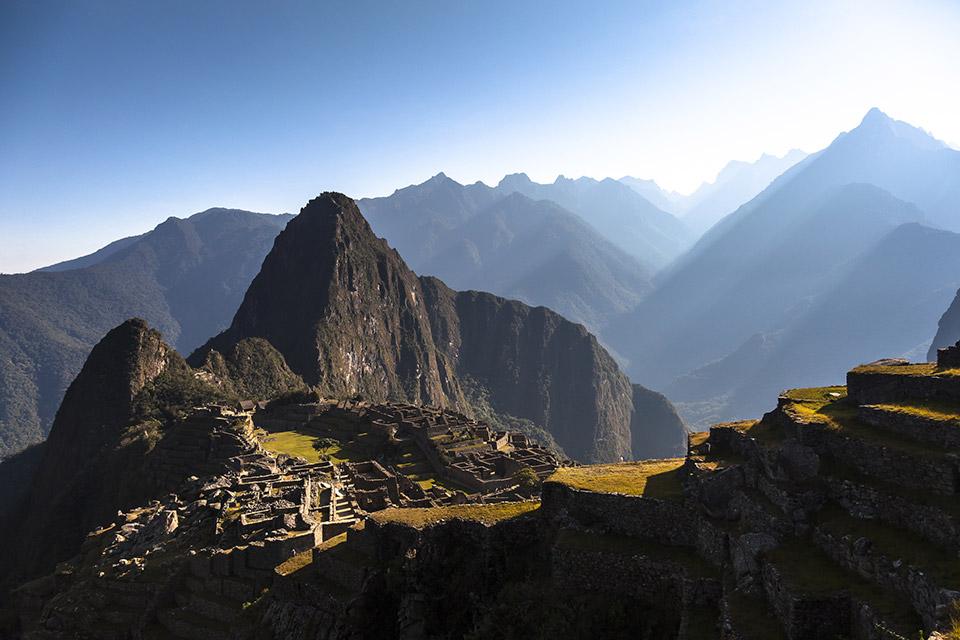 Machu Picchu, Sacred Site in Peru - Sacred Tour of Peru & Bolivia | Sacred Mystical Journeys