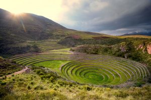 Moray in the Sacred Valley of Peru - Sacred Tour of Peru & Bolivia