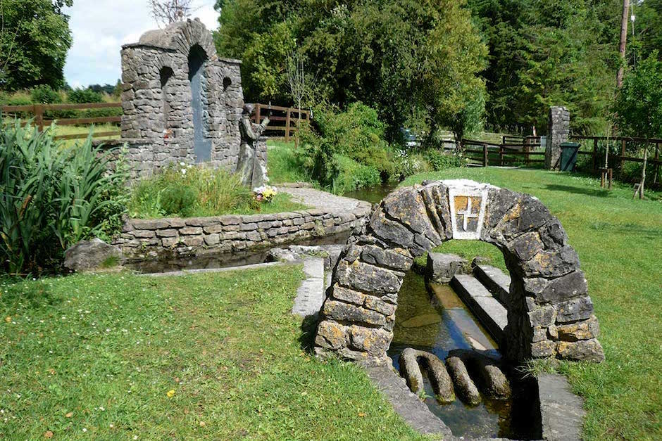St. Brigid's Holy Well - Joan Clark's Mystical Pilgrimage to Ireland