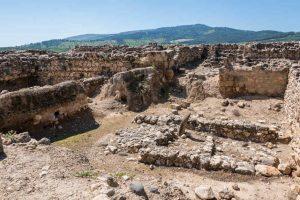 Ahab's Citadel in Tel Hazor