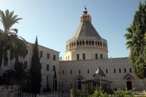 Basilica of the Annunciation Nazareth