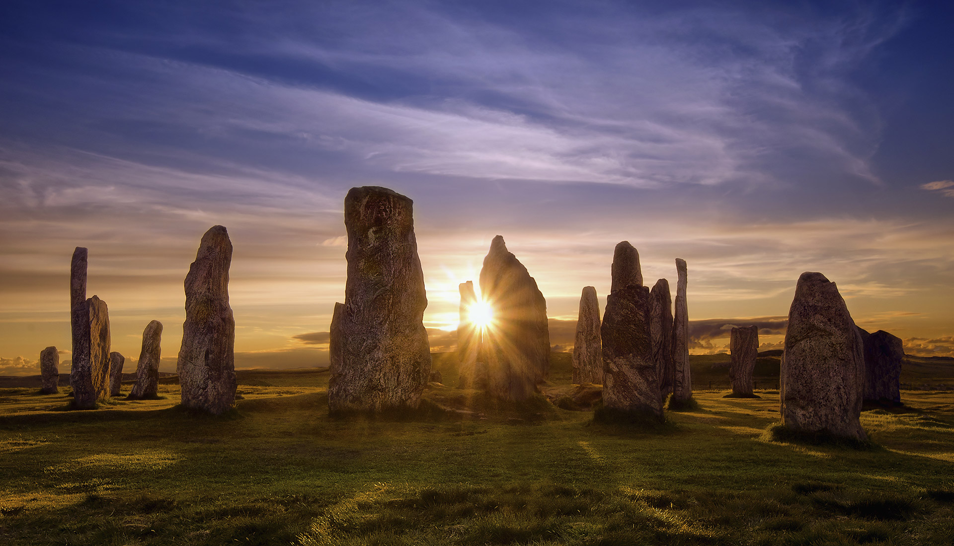 Spirit of Scotland with Brian Luke Seaward - Sacred Tour of Scotland | Sacred Mystical Journeys
