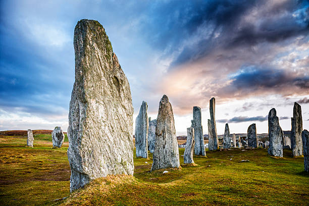 The Powerful Callanish Stone Circle